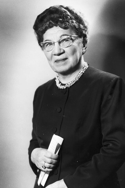 Agnes Richards made it her personal and professional mission to treat female patients with dignity.
