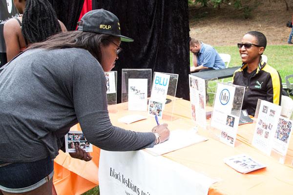 Black Lesbians United   Photo: Maya Santos