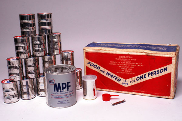 1960s Multi-Purpose Food (MPF) I Photo Courtesy of Kansas Historical Society