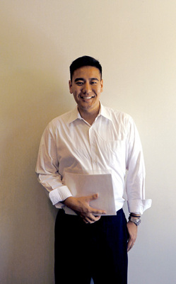 Eric Tanaka, fifth generation funeral director at Fukui Mortuary
