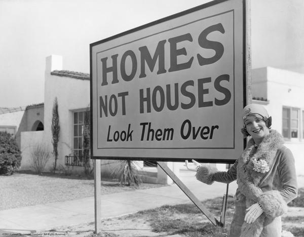Homes, not houses | Courtesy of Leimert Park Investment Company