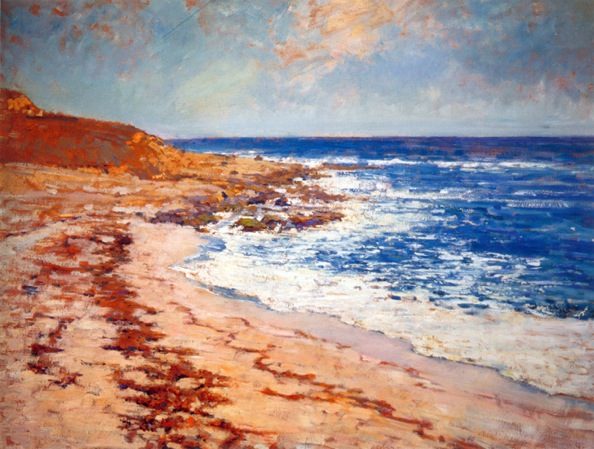 ''La Jolla Seascape'' Alson Skinner Clark.