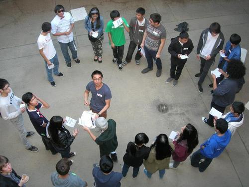 Youth organizers at SEACA | Photo: SEACA Facebook