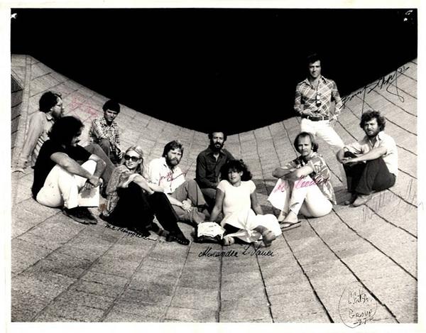 The Los Angeles County Art Project, CETA program in 1977 I Photo courtesy Ismael Cazarez