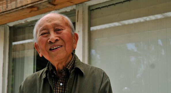 Artist Tyrus Wong