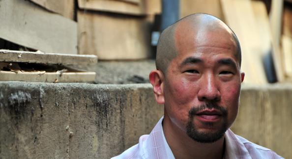Artist Steve Wong