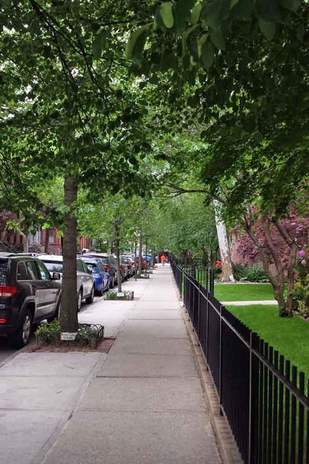 Carroll Gardens Walk