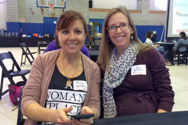 Jessica and Hazel explore the value of Twitter for educators