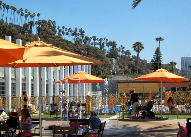 Marions Playground The Story of the Annenberg Community Beach