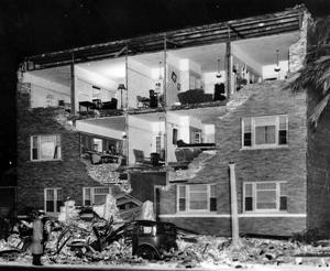 Made Homeless: Long Beach, 1933