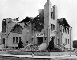 Fallen Tower: Compton, 1933