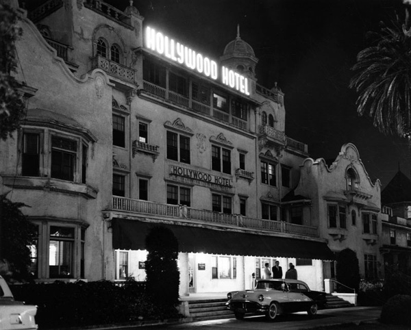 Hollywood Hotel,1956 | Photo: Herald-Examiner Collection/LAPL