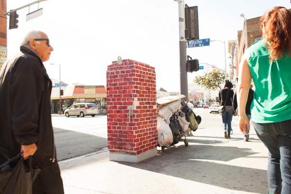 ''Bricks'' by Wild Life, Los Angeles at Winston
