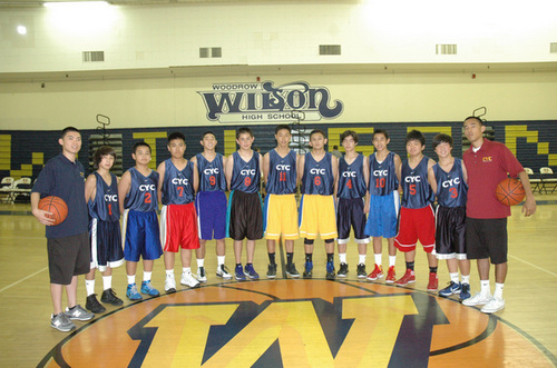 CYC All Star Team | Photo: CYC Basketball