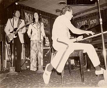 Jerry Lee Lewis at The Palomino | Photo: Art Fein