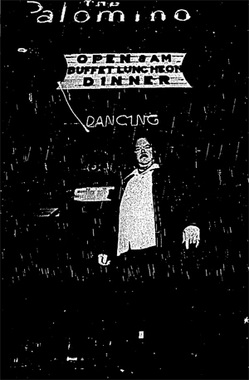'Today There's Less Bounce to the Ounce'' Tiny, The Palomino's bouncer | Los Angeles Times, November 7, 1976