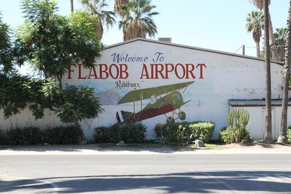 Entrance to Flabob | Photo: viewfromaloft