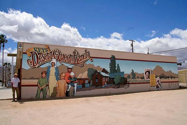 Keys Desert Queen Ranch by Art Mortimer