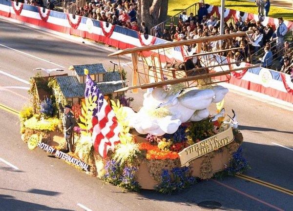 Rotary Rose Parade Float, 2003 | Courtesy of Rotary International