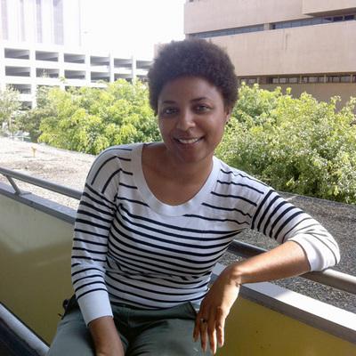 YCSC STEM Coordinator and WebSlam organizer Nadia Despenza | Photo: Laurel J. Felt