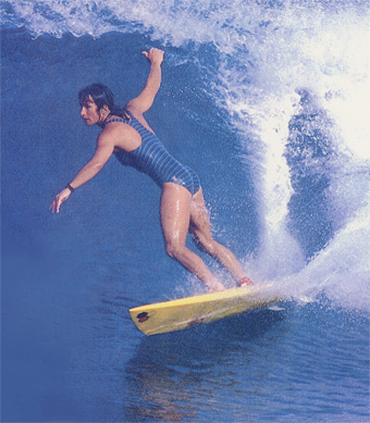 Debbie Beacham | Surfing Walk of Fame