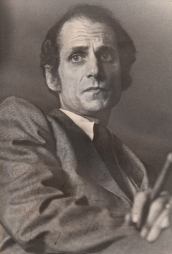 Prof. Anthony G. Amsterdam circa 1977