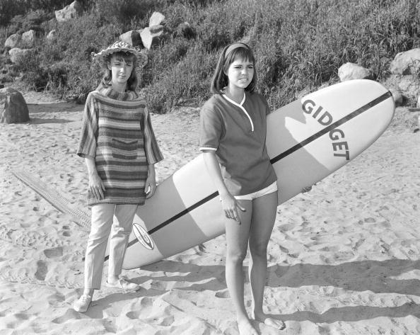 Sally Field as Gidget in the TV series