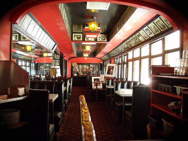 Trains Kept A Rolling Southern California S Restaurant