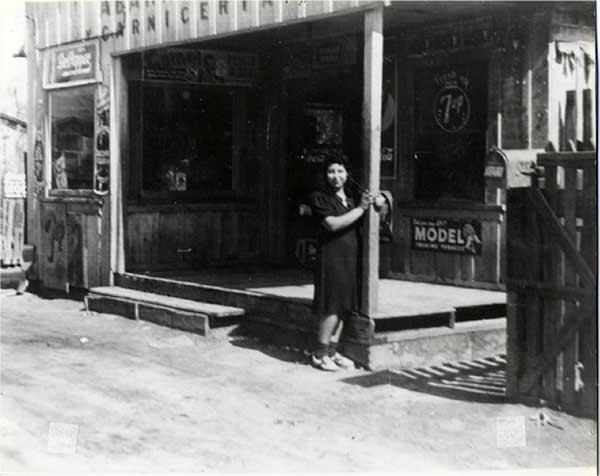 Store in Hicks Camp | Courtesy of La Historia Society of El Monte