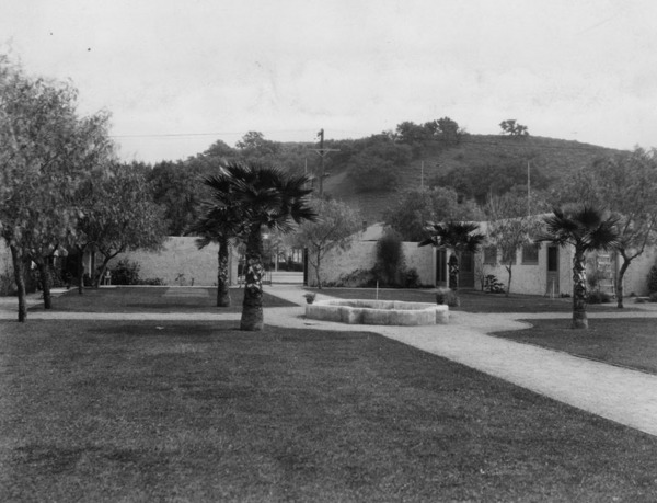 Campo de Cahuenga in 1928 | Herald-Examiner Collection, Los Angeles Times
