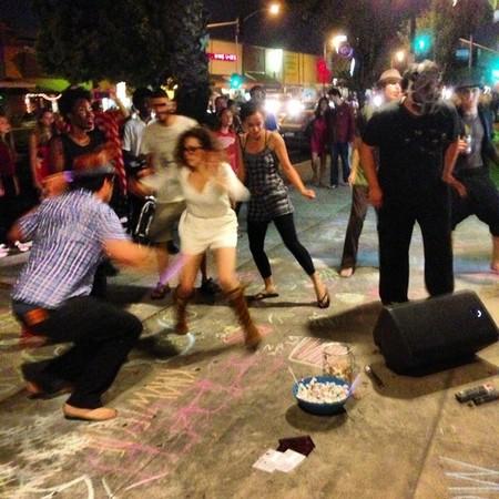 First Fridays Art Walk | Photo: First Fridays Long Beach