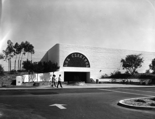 Los Cerritos Mall | Photo: Ralph Morris Collection, Los Angeles Public Library