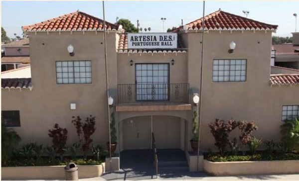 Artesia D.E.S. Portugese Hall | Photo: Artesia D.E.S.
