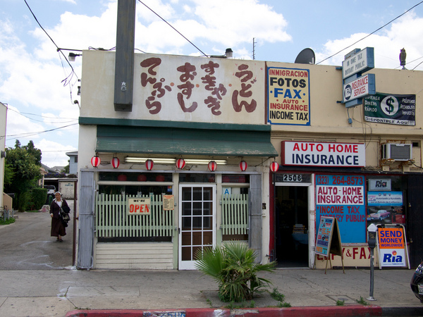 Otomisan, the last remaining Japanese restaurant in Boyle Heights | Paul Bailey/Flickr/Creative Commons
