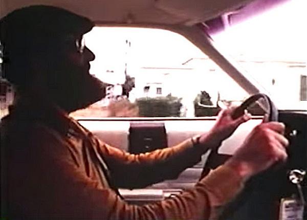 Reyner Banham in 'Reyner Banham Loves Los Angeles'