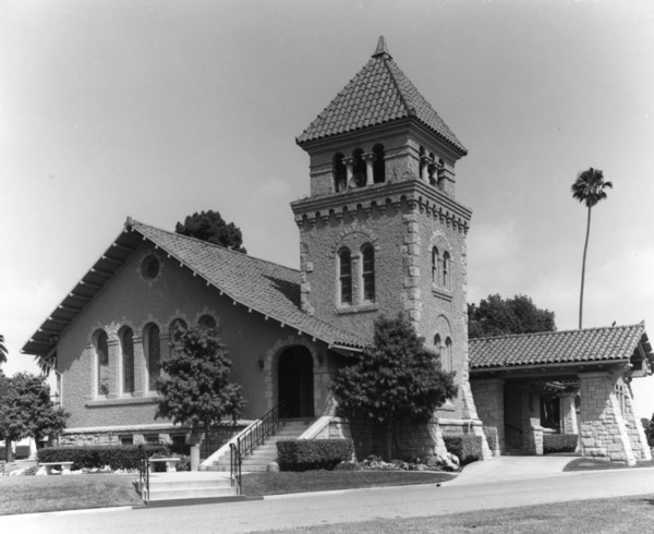 Inglewood Cemetery, ca. 1930 | Cary Moore Collection, Los Angeles Public Library