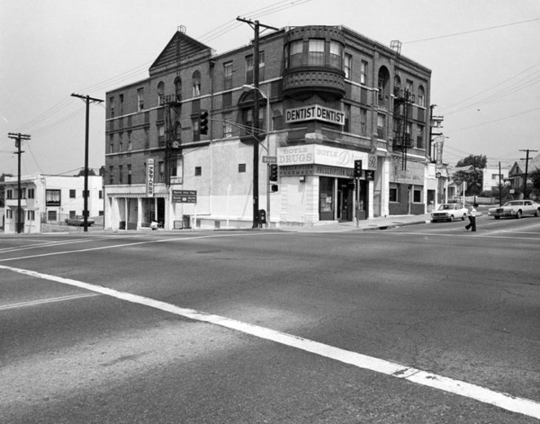 First and Boyle, 1976 | Photo by William Reagh, Los Angeles Public Library