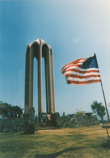 Armenian Genocide Memorial in Montebello | Photo: Los Angeles Public Library