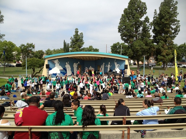 Concert at Montebello City Park