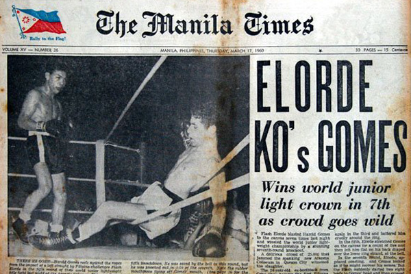 Manila Times, March 17, 1960