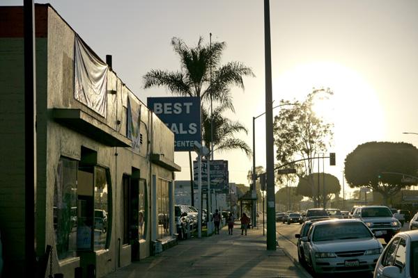 Garvey Avenue in South El Monte | Photo: Yosuke Kitazawa