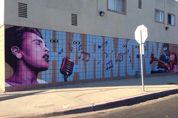 'Harmony' mural in North Long Beach | Photo: Councilmember Rex Richardson Facebook