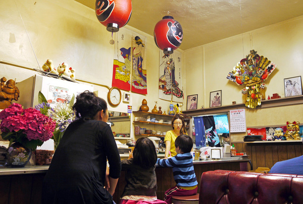 Otomisan is the only remaining Japanese Restaurant in Boyle Heights.