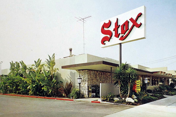Stox Restaurant in Downey | Photo: Downey Conservancy