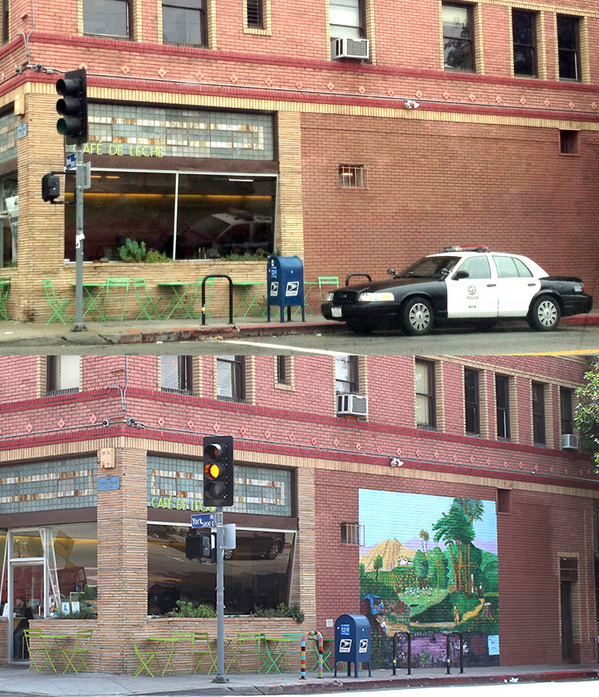 Before & After: Nogueira Building