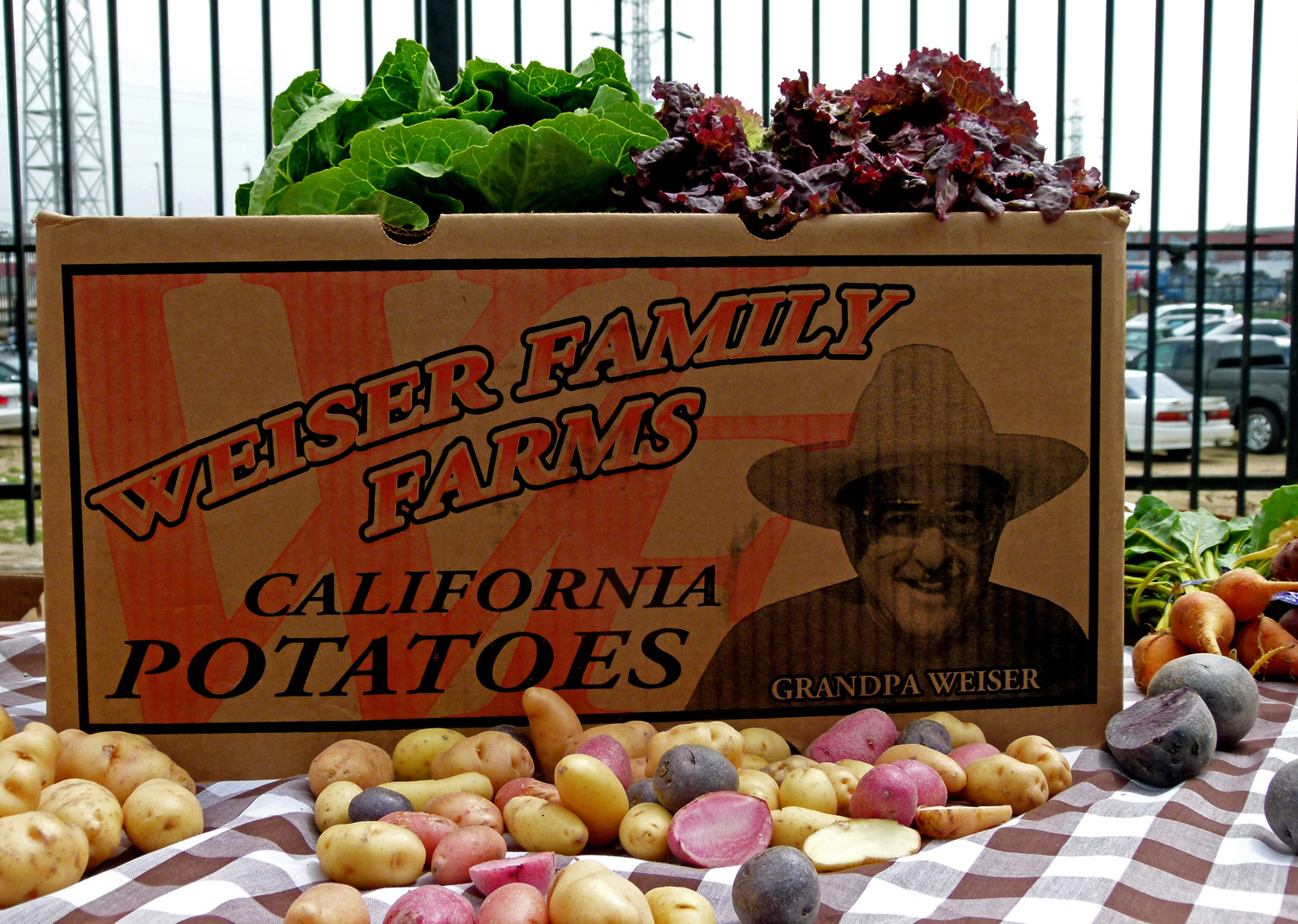 Weiser Family Farms Potatoes