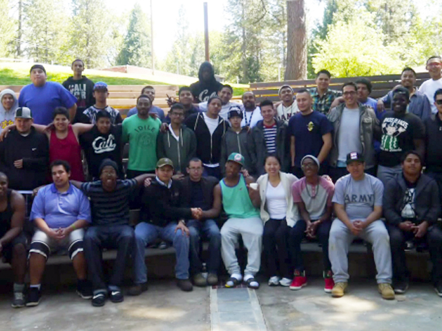 Fresno Sons and Brothers Camp - 2014