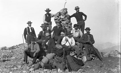 Hunting_party_at_summit_of_mt_san_antonio_1890