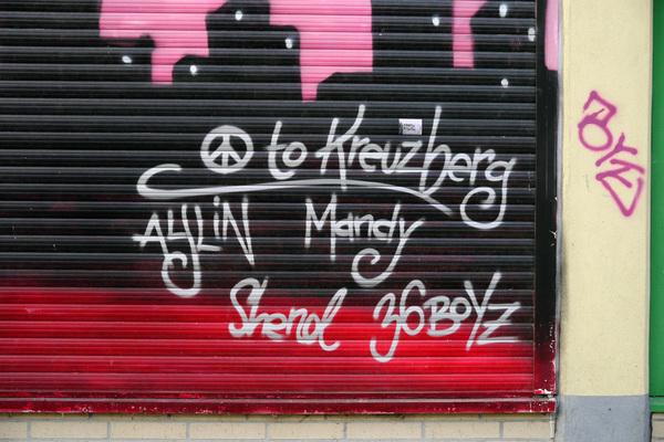 Kreuzberg pride
