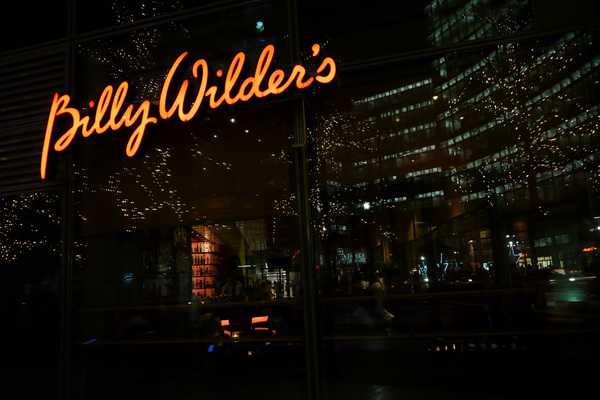 Billy Wilder's Cafe